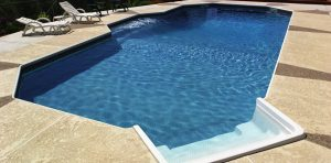 Rectangle In-Ground Pool